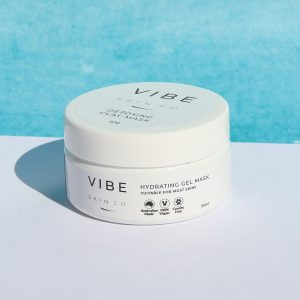 Hydrating Gel Mask - VIBE Skin Co Skincare Cleanser Serums Masks Eye Cream Moisturisers Exfoliator Skin Care Products Local Natural Australian Made Vegan Beauty Products