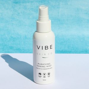 Purifying Toning Mist - VIBE Skin Co Skincare Cleanser Serums Masks Eye Cream Moisturisers Exfoliator Skin Care Products Local Natural Australian Made Vegan Beauty Products